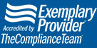 Exemplary Provider - The Compliance Team